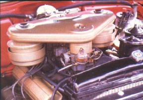 1955 Cadillac Engine